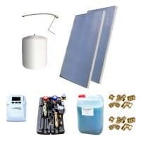 Sunex Solarset-3/ 2x Sonnenkollektor 2.0