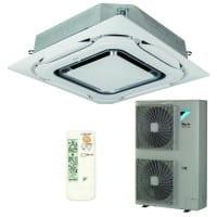 Daikin Klimaanlage Deckenkassette FCAHG125H-4 Design/weiss +RZAG125MV1 12,1 kW Kühlen