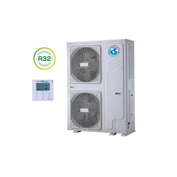 MundoClima Monoblock Wärmepumpe MAM-26-V10T/SO30212 26,00/26,00 kW Kühlen/Heizen 380V- R32