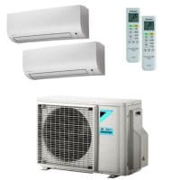 Daikin Klimaanlage Comfora 1x FTXP25M + 1x FTXP35M + Außengerät 2MXM50M9 5,0 kW Kühlen - R32