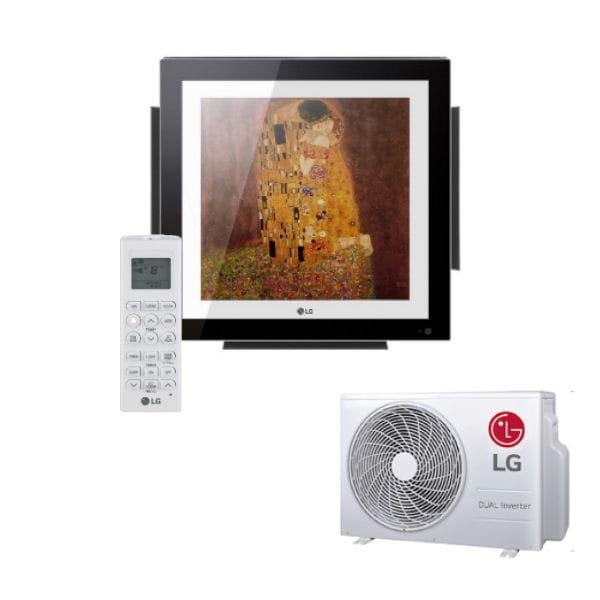 LG Klimaanlage A09FT.NSF + A09FT.UL2 mit 2,5 kW Kühlleistung / 3,0 kW Heizleistung