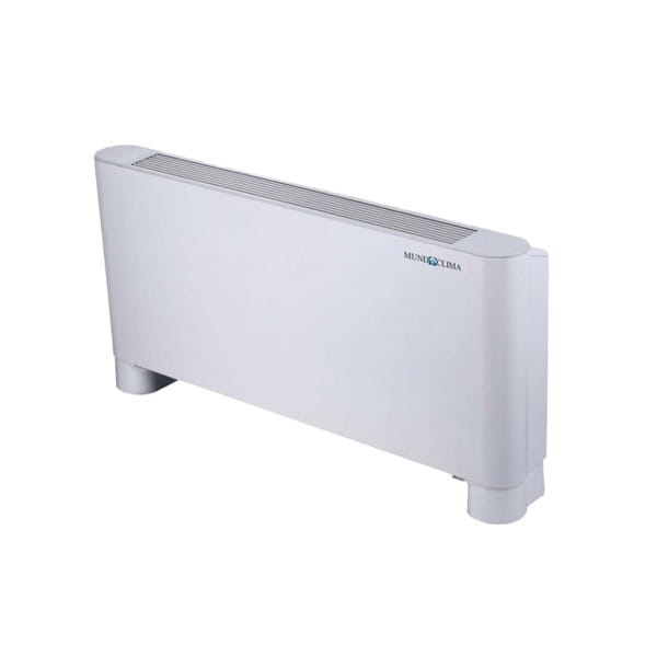 MundoClima MUC-24-W9/CE Wasser-Ventilatorkonvektor 7,35/8,05 kW Kühlen/Heizen