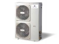 KlimaCorner Kaltwassersatz + Wärmepumpe KC-KWS-10-H6 | 1,9-10,5 kW Kühlen | 3,2-12,0 kW Heizen
