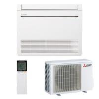 Mitsubishi Electric MFZ-KJ25VE+MUFZ-KJ25VEHZ Hyper Heating 2,5/ 3,4 kW Kühlen/Heizen-R410A