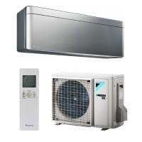 Daikin Klimaanlage Stylish FTXA35BS/RXA35A/silber 3,4/4,0 kW Kühlen/Heizen - R32