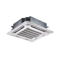 Deckenkassette | Konvektor wasserführend | 4,60-6,12 kW Kühlen | 5,43-8,62 kW Heizen