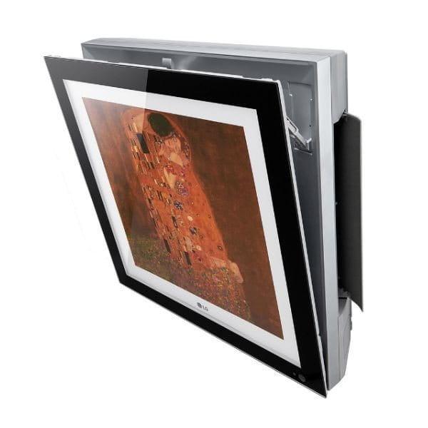 LG Duo Split Klimaanlage Artcool Gallery 2x MA09R.NF1+1x MU2R15.OL0 2x (PQWRHQ0FDB) mit 4,7 kW