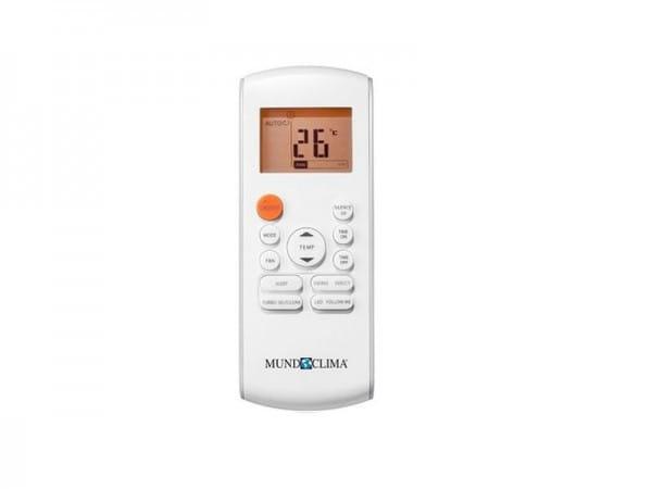 MundoClima MUCSR-24-H9 Deckenkassette Monosplit-Set 7,0/5,4 kW Kühlen/Heizen-R32