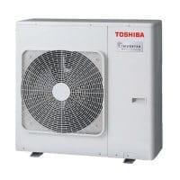 Toshiba RAS-4M27UAV-E Außengerät 8,0 kW Kühlen - 9,0 kW Heizen