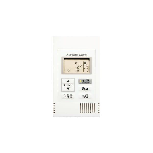 Mitsubishi Electric PAC-YT52CRA Kompakt Kabelfernbedienung