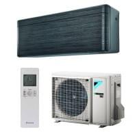 Daikin Klimaanlage Stylish FTXA25BT/RXA25A/blackwood 2,5/2,8 kW Kühlen/Heizen - R32