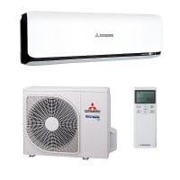 Mitsubishi Heavy Klimaanlage SRK 35 ZSX-WB/SRC 35 ZSX-W mit 3,5 kW Kühlen