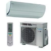 Daikin Klimaanlage Ururu Sarara Monosplit FTXZ35N/RXZ35N 3,5/5,0 kW Kühlen/Heizen - R32