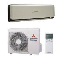 Mitsubishi Heavy Klimaanlage SRK 25 ZSX-WT/SRC 25 ZSX-S mit 2,5 kW Kühlen