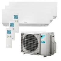 Daikin Klimaanlage Perfera 2x FTXM25R+1x FTXM20R+3MXM52N 5,2 kW Kühlen - R32