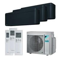Daikin Klimaanlage Stylish 2x FTXA20BB+1x FTXA25BB+3MXM52N 5,2 kW Kühlen - R32