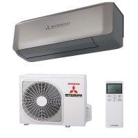 Mitsubishi Heavy Klimaanlage SRK 20 ZS-WT/SRC 20 ZS-W mit 2,0 kW Kühlen