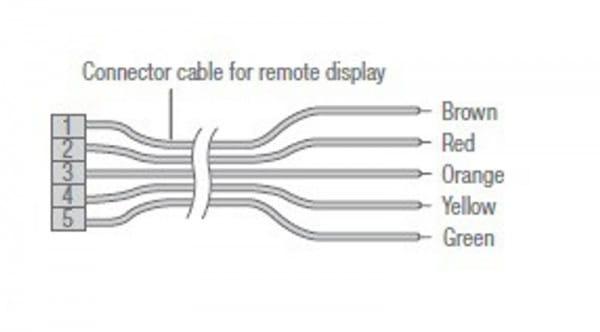Mitsubishi Electric PAC-SA88HA-E Kabel zur Fernüberwachung