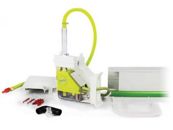 Aspen Silent+ Mini Lime Tauwasserpumpe im Kanal als Set inkl. Kondensatschlauch FP3320