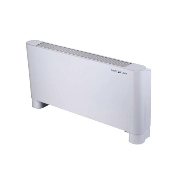 MundoClima MUC-19-W9/CE Wasser-Ventilatorkonvektor 5,60/6,00 kW Kühlen/Heizen