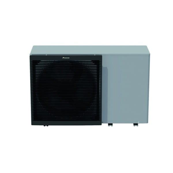 DAIKIN Altherma 3M EBLA09D3W1 Wärmepumpen-Monoblock Außengerät 9kW Heizen/Kühlen