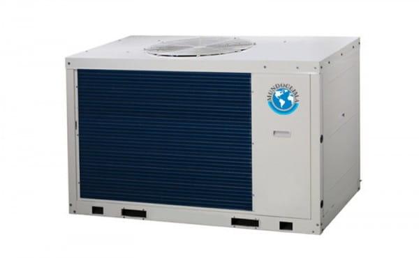 Mundo Clima MUENR-30-H9T Inverter Wasserkühler (Chiller) 27,5/ 32 kW Kühlen/Heizen -R32