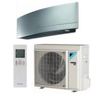 Daikin Klimaanlage Emura FTXJ-MS/RXJ50N/silber 4,8 kW Kühlen - R32