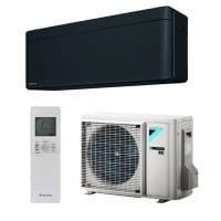 Daikin Klimaanlage Stylish FTXA50BB/RXA50B/schwarz 5,0 kW Kühlen - R32