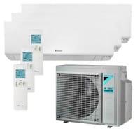 Daikin Klimaanlage Perfera 1xCTXM15R+2xFTXM20R+3MXM40N8 4,0/4,6 kW Kühlen/Heizen - R32