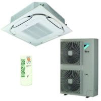 Daikin Klimaanlage Deckenkassette FCAHG140H-1+RZAG140MV1 13,4 kW Kühlen