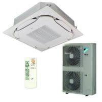 Daikin Klimaanlage Deckenkassette FCAG140B-1 +RZAG140MV1 13,4 kW Kühlen