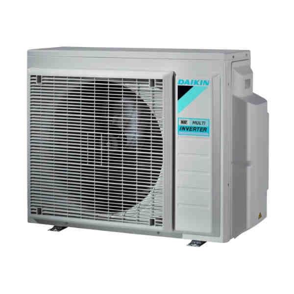 Daikin Trio-Split-Klimaanlage Emura 1x FTXJ25MW + 1x FTXJ35MW + 1x FTXJ50MW + 3MXM68N 6,8 kW Kühlen