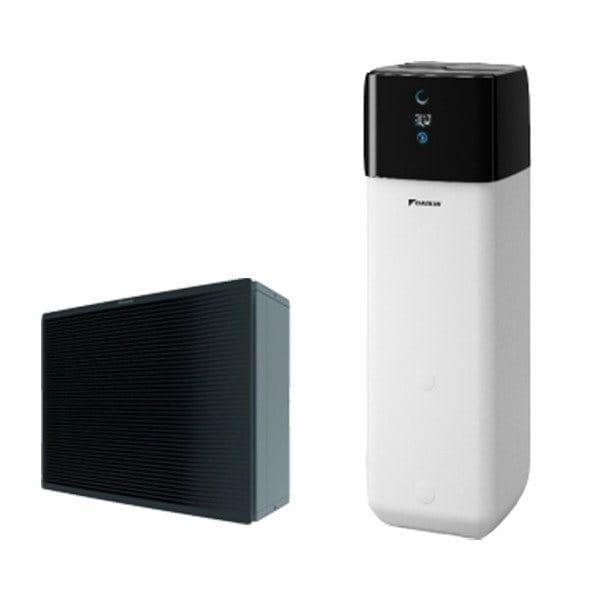 DAIKIN Altherma 3 H HT ECH²O ETSH16P50D + EPRA18DW1 500L/9 kW (Heizen)