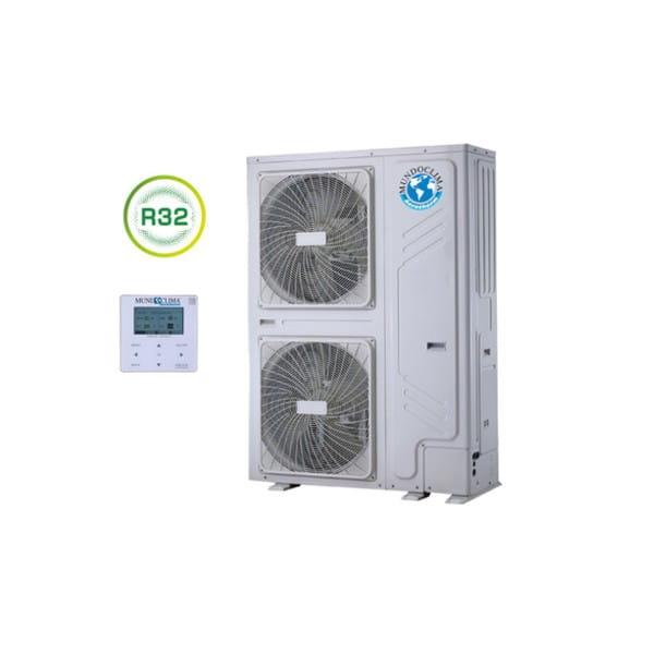 MundoClima Monoblock Wärmepumpe MAM-22-V10T/SO30211 21,00/22,00 kW Kühlen/Heizen 380V- R32