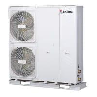 S-Klima Wärmepumpe SAS129RN2 12,90/13,60 kW Kühlen/Heizen 230 Volt