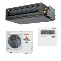 Mitsubishi Heavy Klimaanlage FDU 140 VH/FDC 140 VSA mit 13,6 kW Kühlen