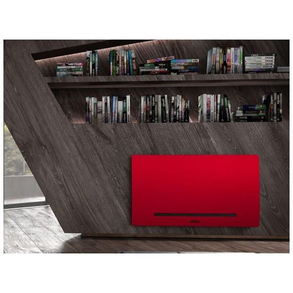 Galletti Design Gebläsekonvektor ART50RIL0000000B rot 3,72/3,74 kW (Kühlen+Heizen) inkl.Auslassgitte