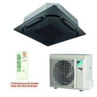 Daikin Klimaanlage Deckenkassette FCAG60B-3 Standard/schwarz +RXM60N9 5,70 kW Kühlen /