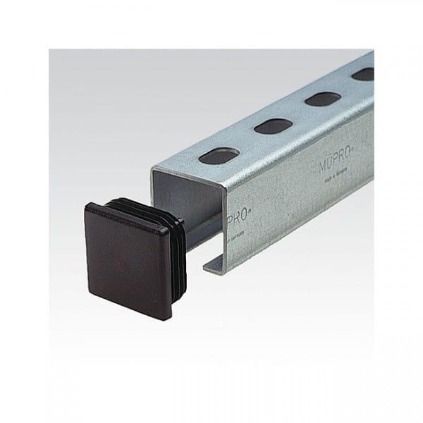 MÜPRO MPC 560 Konsolenset mit Schalldämmung, Wandkonsole für Klima e verzinkt - Ausleger 560mm