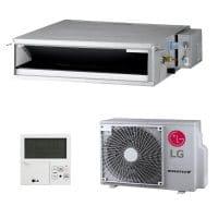LG Klimaanlage CL12F.N50+UUA1.UL0 (inkl. FB) mit 3,4 kW/ 4,0 kW Kühlen/Heizen