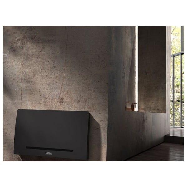 Galletti Design Gebläsekonvektor ART30KIL0000000B schwarz 2,44/2,48 kW (Kühlen+Heizen) inkl.Auslassg