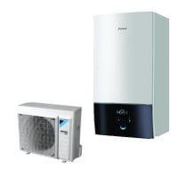 Daikin Altherma 3 R W Wandgerät+Außengerät EHBX08D9W + ERGA06DV 7,50/7,50 KW (Heizen + Kühlen)