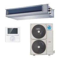 MundoClima MUCR-60-H9T Mono Split Klimaanlage im Set 15,3/12,5 Kühlen/Heizen inkl.KB-FB-R32