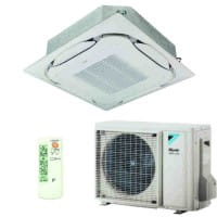 Daikin Klimaanlage Deckenkassette FCAG50B-2 +RZAG50A 5 kW Kühlen
