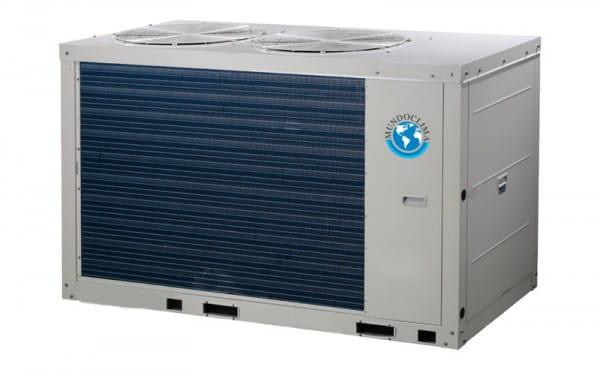Mundo Clima MUENR-60-H9T Inverter Wasserkühler (Chiller) 55/62 kW Kühlen/Heizen -R32