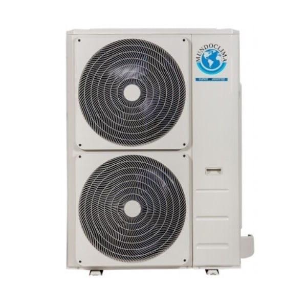MundoClima MUCSR-48-H9T Deckenkassette Monosplit-Set 14,0/11,2 kW Kühlen/Heizen-R32