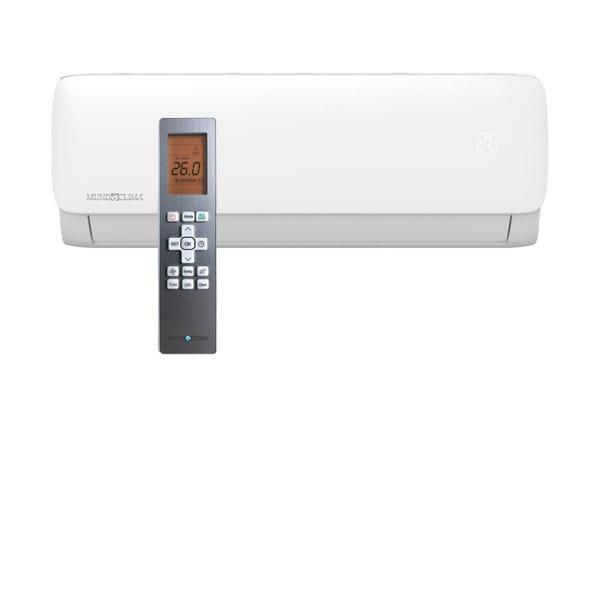 MundoClima MUPR-18-H11 Mono-Split Klimaanlage 5,3/5,6 Kühlen/Heizen inkl.IR-FB-R32