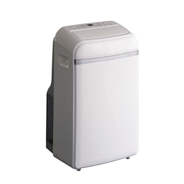MundoClima mobiles Klimagerät- 3,5 kW Kühlen und Heizen mit AbluftSchlauch - MUPO-12-H9