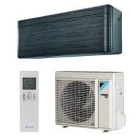 Daikin Klimaanlage Stylish FTXA42BT/RXA42B/blackwood 4,2 kW Kühlen - R32
