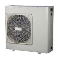 KlimaCorner Kaltwassersatz + Wärmepumpe KC-KWS-07-H6 | 2,1-7,8 kW Kühlen | 2,3-9,0 kW Heizen